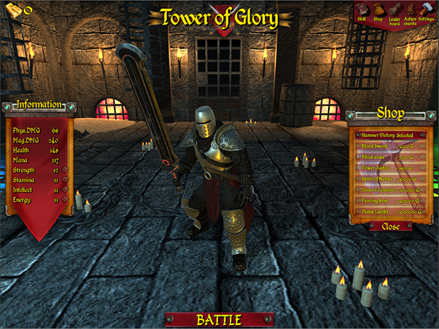 Tower Of Glory 2.6