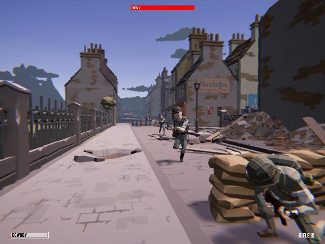 Town Escape Freeware