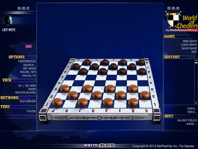 World Of Checkers