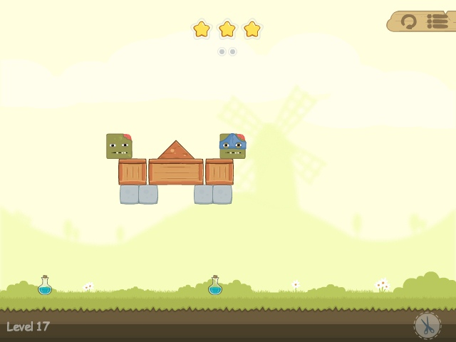 Zomback screenshot