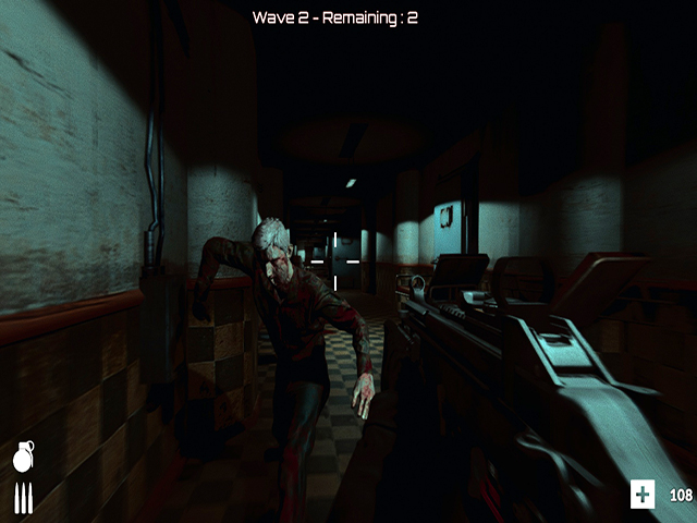 Zombie Horror In Hospital screenshot
