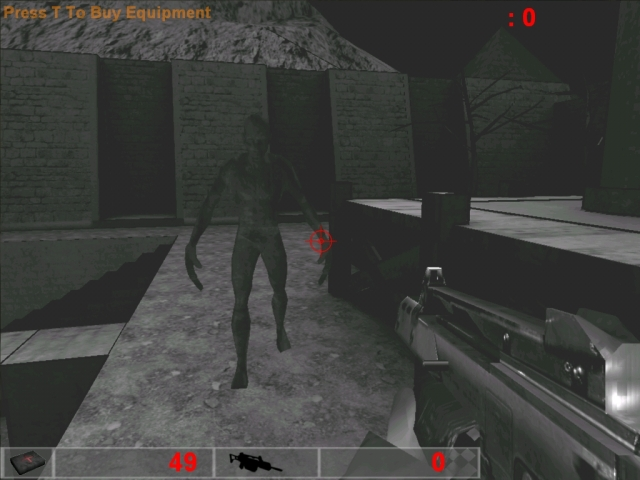 Zombie Infiltration