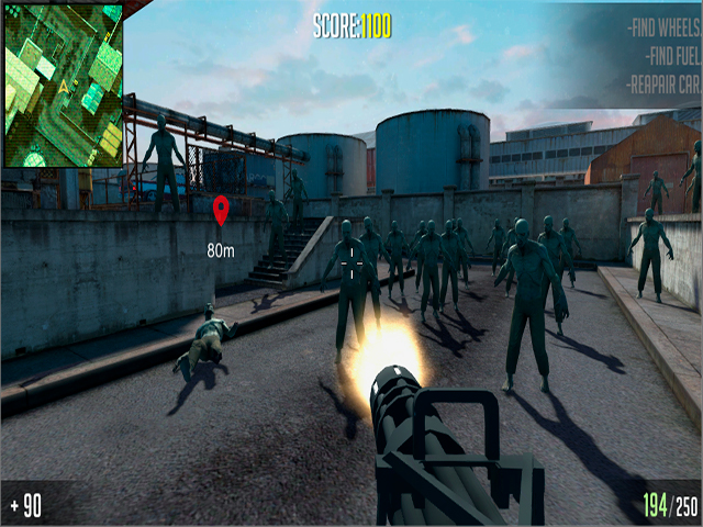 Free download Zombie Survival Escape