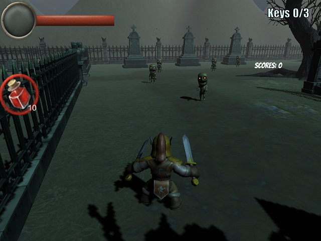 Zombies Attack 2 screenshot